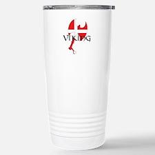 Denmark Viking Travel Mug