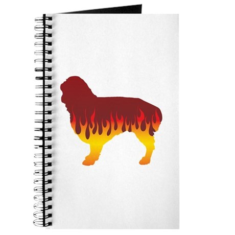 Spaniel Flames Journal