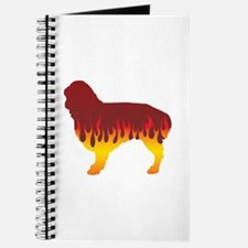Spaniel Flames Journal