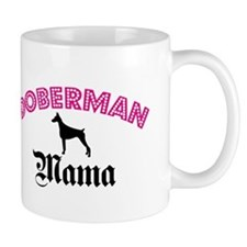 Dobie Mama Coffee Mug