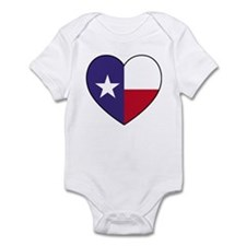 Heart of Texas Infant Bodysuit