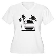 Palm beach - bana T-Shirt