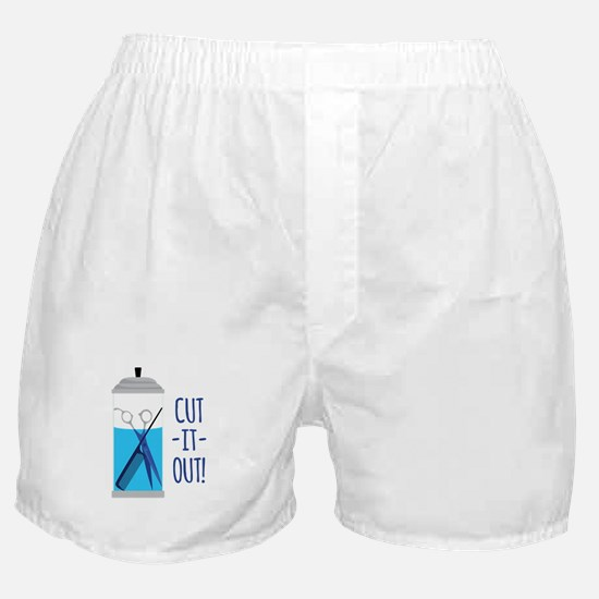 Cut-It-Out Boxer Shorts