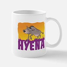 Kid Friendly Hyena Mug