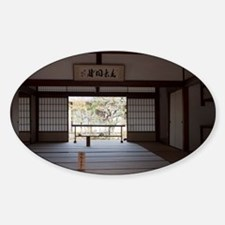 Tenryu-ji Interior Decal