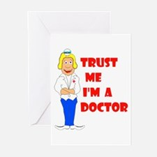 TRUST ME Greeting Cards (Pk of 10)