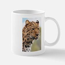 Portrait of cheetah Mugs