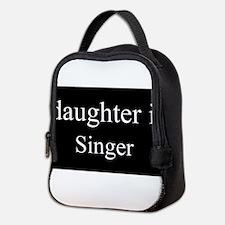 Daughter - Singer Neoprene Lunch Bag