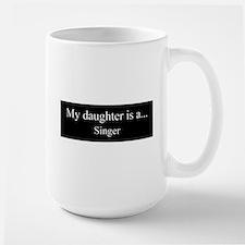 Daughter - Singer Mugs