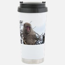 monkey in a tree Travel Mug