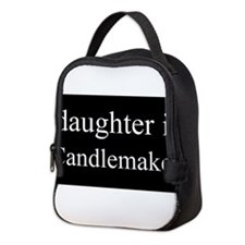 Daughter - Candlemaker Neoprene Lunch Bag