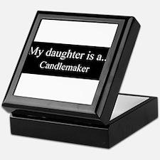 Daughter - Candlemaker Keepsake Box
