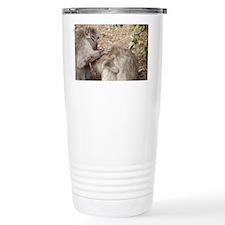 monkey groom Travel Mug