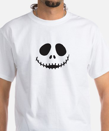 Funny and Creepy Face T-Shirt