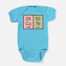 CuTe, Witty Novelty Baby Bodysuit