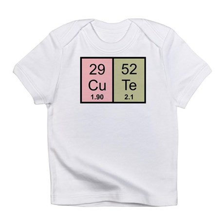 CuTe, Geeky Infant T-Shirt
