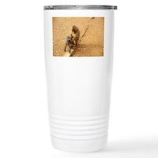 snow monkeys Travel Mug