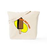 World's Best Pop Tote Bag
