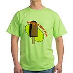 World's Best Pop Green T-Shirt