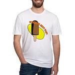 World's Best Pop Fitted T-Shirt