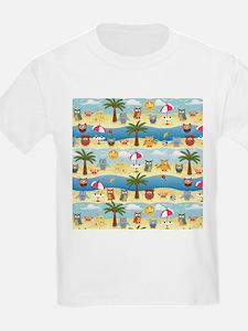 summer owls T-Shirt
