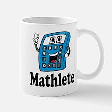 Mathlete Calculator Mugs For Math Lover