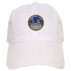 DC Police Bicycle Patrol Baseball Cap