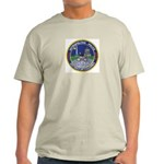 DC Police Bicycle Patrol Light T-Shirt