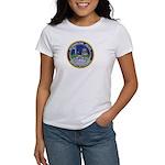 DC Police Bicycle Patrol Women's T-Shirt