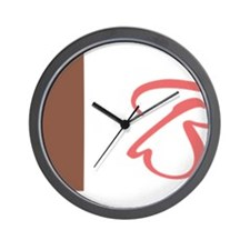 Beauty Queen Wall Clock