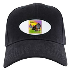 Assorted Turkeys2 Baseball Hat