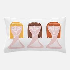 Hair School Mannequins Pillow Case