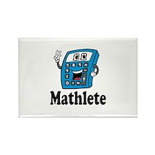 Mathlete calculator Magnets