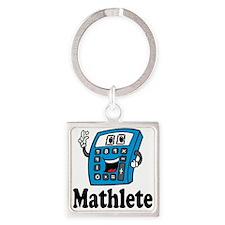 Mathlete Calculator Keychains For Math Lover