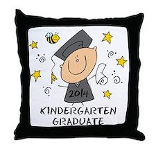 Cute Boy Kind Grad 14 Throw Pillow