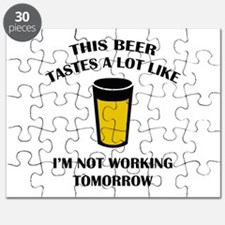 This Beer Tastes A Lot Like Puzzle
