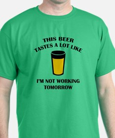 This Beer Tastes A Lot Like T-Shirt