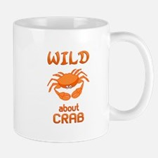 Wild About Crab Mug
