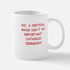 critical mass Mugs