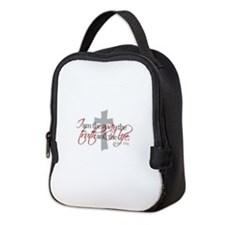 Cute Truth Neoprene Lunch Bag