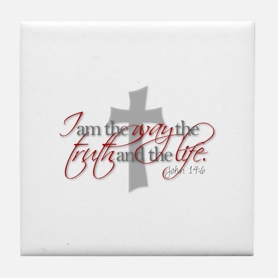 Unique Religion Tile Coaster