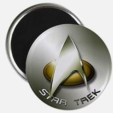 Silver Star Trek Magnets