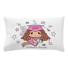 Graduation Princess 2014 Pillow Case