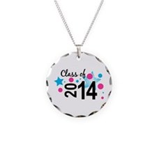 Star Bubble Grad 2014 Necklace