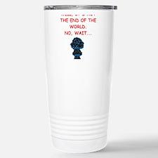 physics Travel Mug