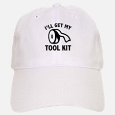 I'll Get My Tool Kit Baseball Baseball Cap