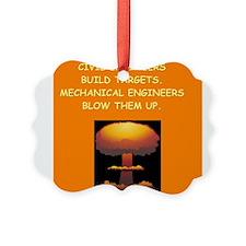 engineering Ornament