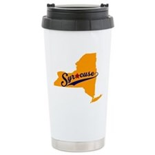 Syracuse, NY Travel Mug