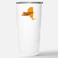 Syracuse, NY Travel Mug