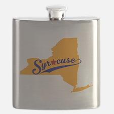 Syracuse, NY Flask
